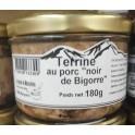 Terrine au Porc Noir de Bigorre 180g