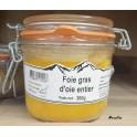 Foie gras d'oie entier 300g