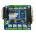 Controleur USB et parallele CNC 5 axes